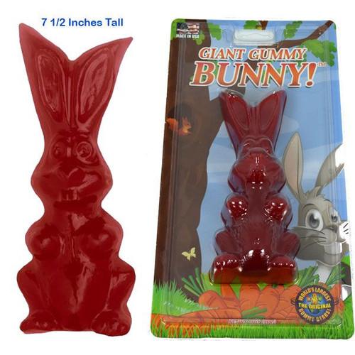 Giant Gummy Bunny Cherry