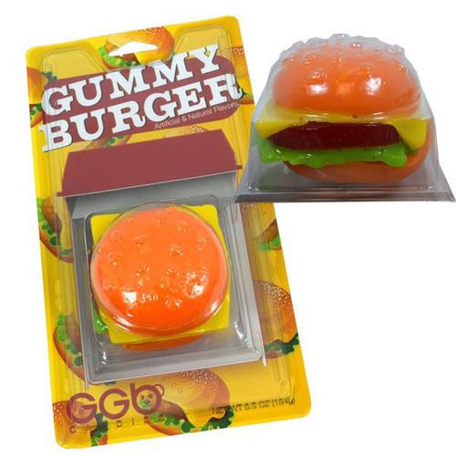 Giant Gummy Burger (One)