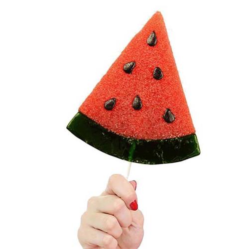 Giant Gummy Watermelon Slice