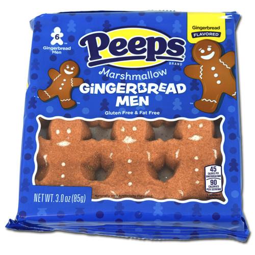 Peeps Gingerbread Men