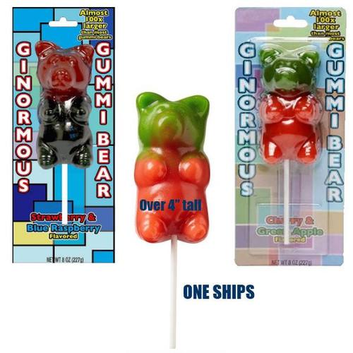 Ginormous Gummi Bear (One)