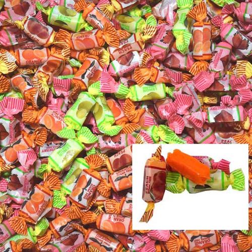 Go Lightly Sugar Free Fruit Chews 5lb Bag