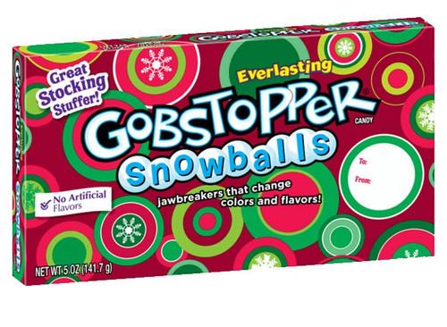 Gobstopper Snowballs 5oz Box