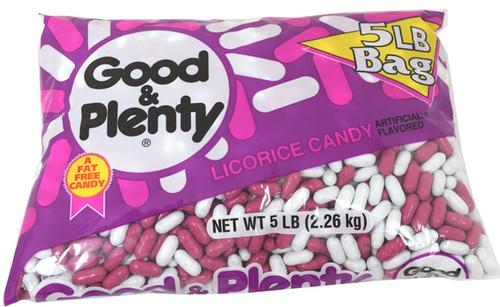 Good & Plenty 5lb Bulk