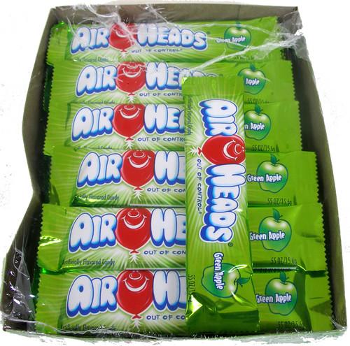 Green Apple Air Heads 36ct