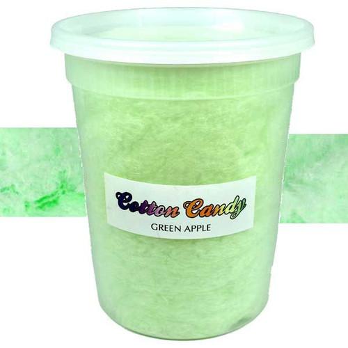 Cotton Candy Green Apple 32oz Tub