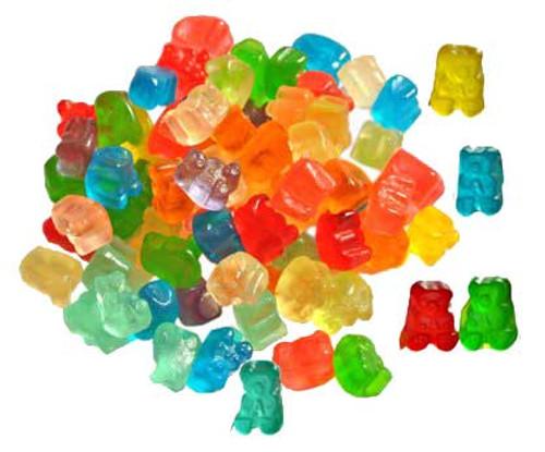 """Gummi Bear """"Cubs"""" 5lb Bag"""