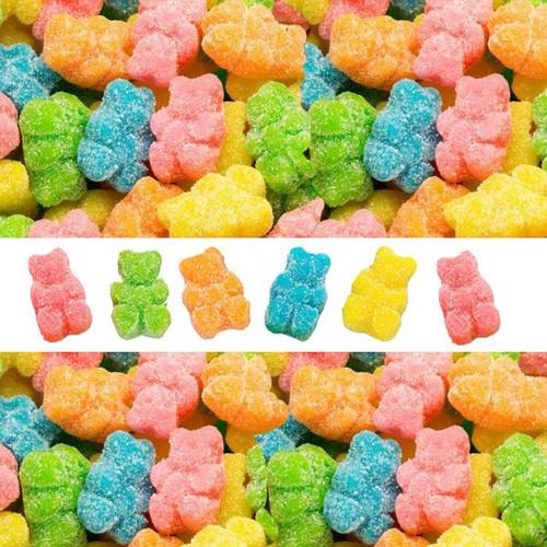 Gummi Beep Bright Bears 5lb Bulk