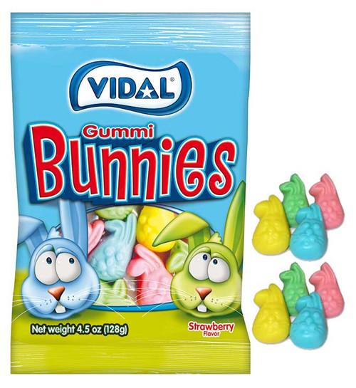 Gummi Bunnies 4.5oz Bag