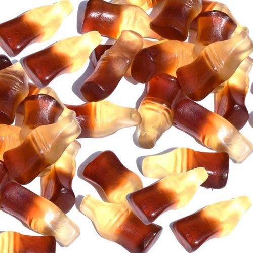 Gummi Cola Bottles 20oz Bag