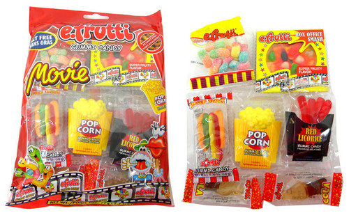 Gummi Movie Candy Fun