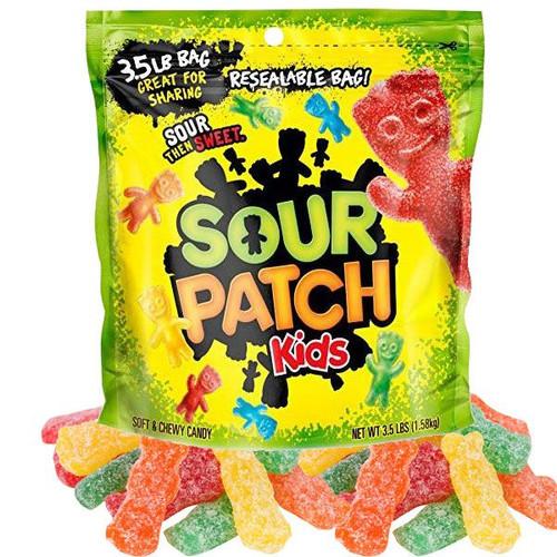 Sour Patch Kids 3.5lb Bag