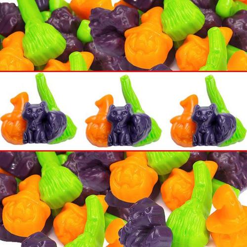 Gummi Spooktacular Candy Mix 5lb Bulk