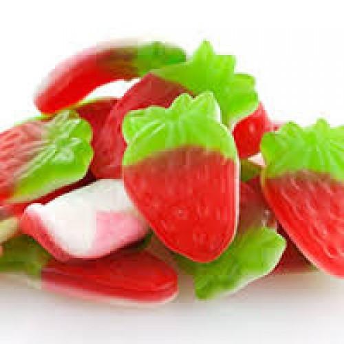 Gummi Strawberry Creams 20oz Bag