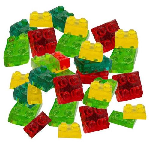 Gummy Building Blocks 2.2lb Bulk Bag