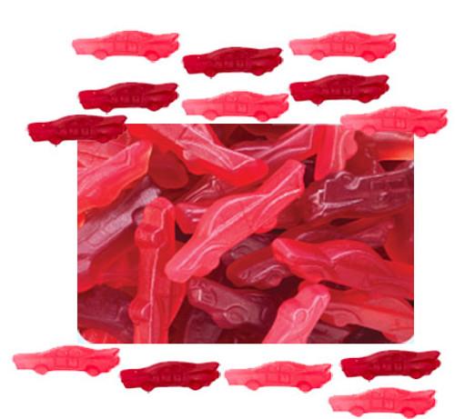 Gummy Pink Cadillacs 2.2lb Bulk Bag
