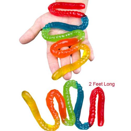 Gummy Super Worm 3 Pack