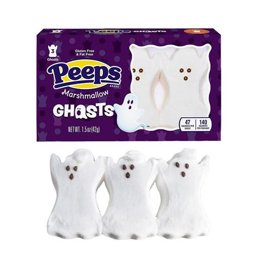 Peeps ghosts