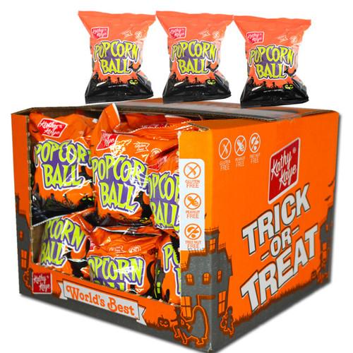 Kathy Kaye Halloween Popcorn Balls