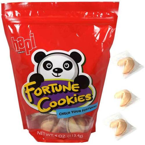 Hapi Fortune Cookies 4oz Bag
