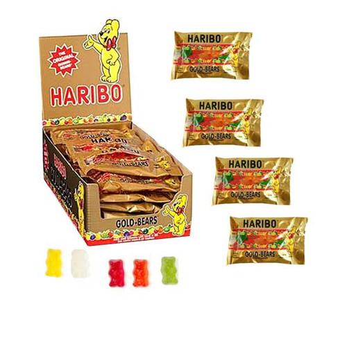 Haribo Gummy Bears 24 Count