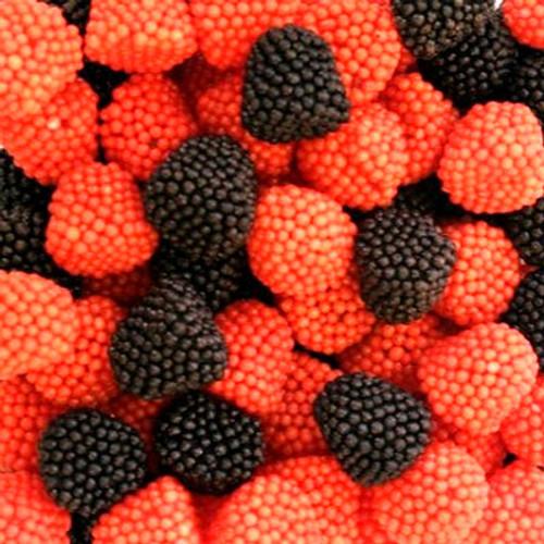 Haribo Raspberries 5lb Bag