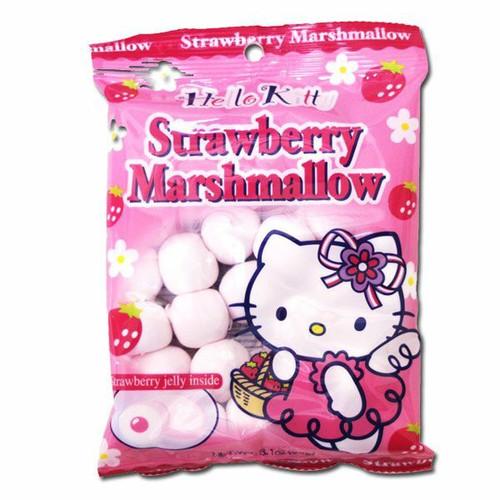Hello Kitty Strawberry Marshmallows 3.1oz