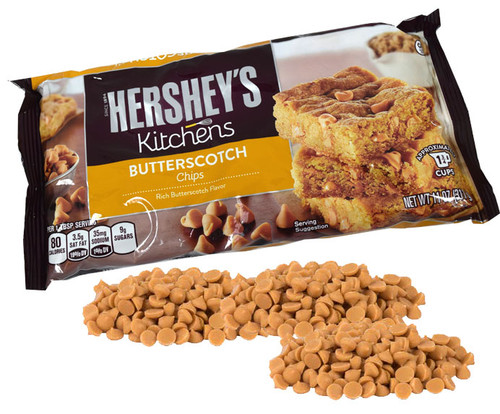 Hershey's Butterscotch Chips 11oz Bag