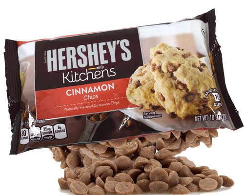 Hershey's Cinnamon Chips 10oz bag