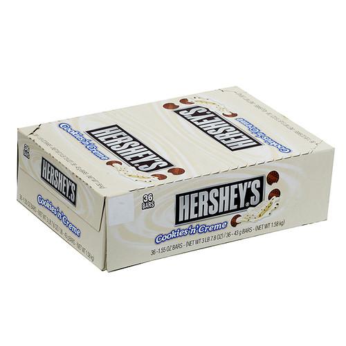 Hershey's Cookie & Cream 36 Count