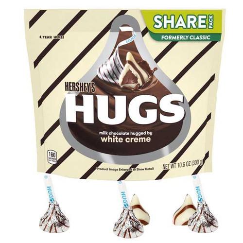Hershey's Hugs 10.6oz Bag