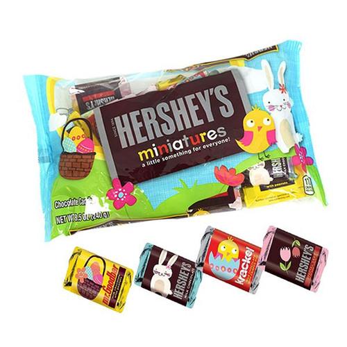 Hershey's Miniatures Easter 8.5oz Bag