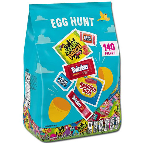 Hershey's Sweets Egg Hunt Assortment 140 Count