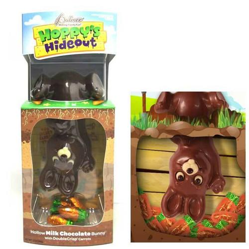 Hoppy's Hideout Chocolate Bunny