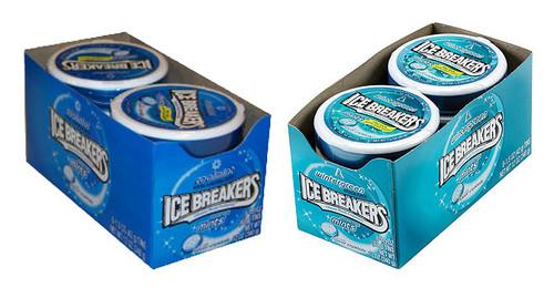 Ice Breaker Mints 8pk -  Choose Flavor