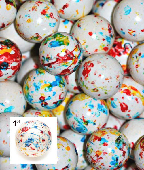 """Jawbreaker Sour Time Bombs 1"""" 850 Count"""