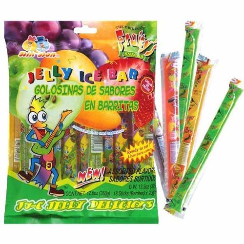 Jelly Ice Bars 18 Count Tik Tok Challenge