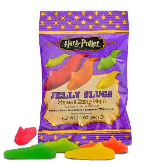 Gummi Jelly Slugs 2.1oz Bags 12 Count