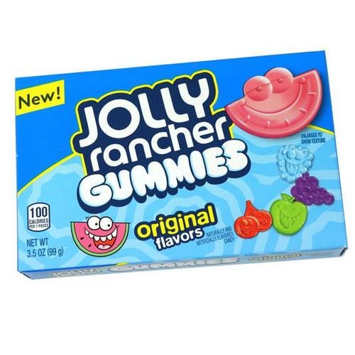Jolly Rancher Gummies Assorted 3.5oz Box