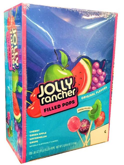 Jolly Rancher Lollipops 100ct