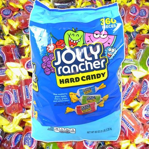 Jolly Rancher Bite Size Assortment 360ct Bag