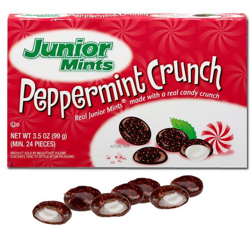 JR MINT Peppermint Crunch