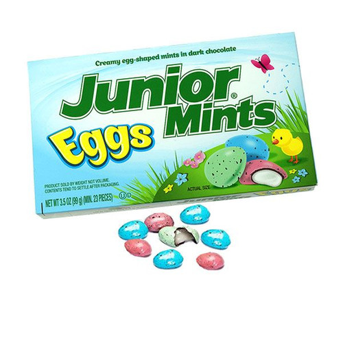 Junior Mints Easter 3.5oz Box
