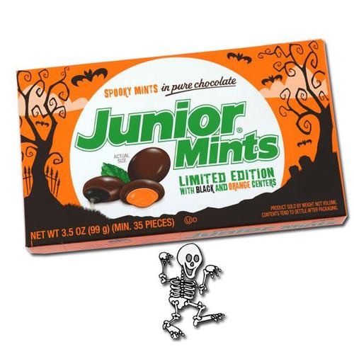 Junior Mints Halloween 3.5oz Box