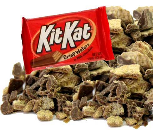 Kit Kat Chopped Topping 10lb Box