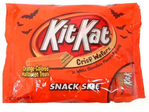 Kit Kat Halloween Orange Snack Size 21 Count