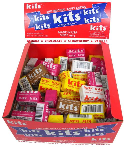 Kits Taffy 100ct
