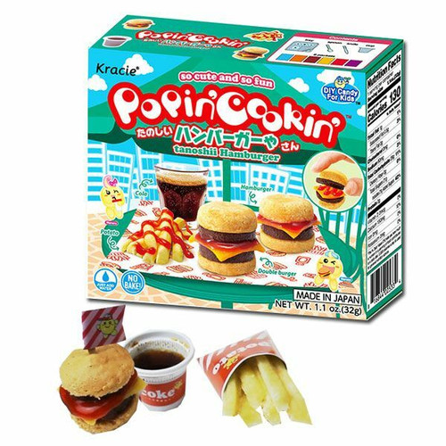 Kracie Popin Bookie Burger