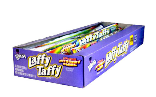 Laffy Taffy Rope 24ct - White Mystery