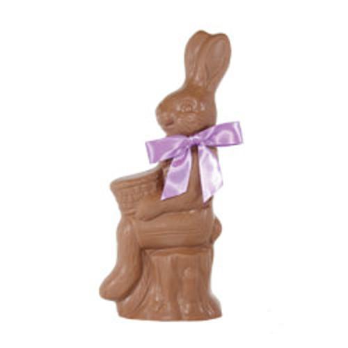 Gardners Solid Milk Chocolate 1lb Rabbit